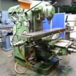 Parkson no.3 milling machine