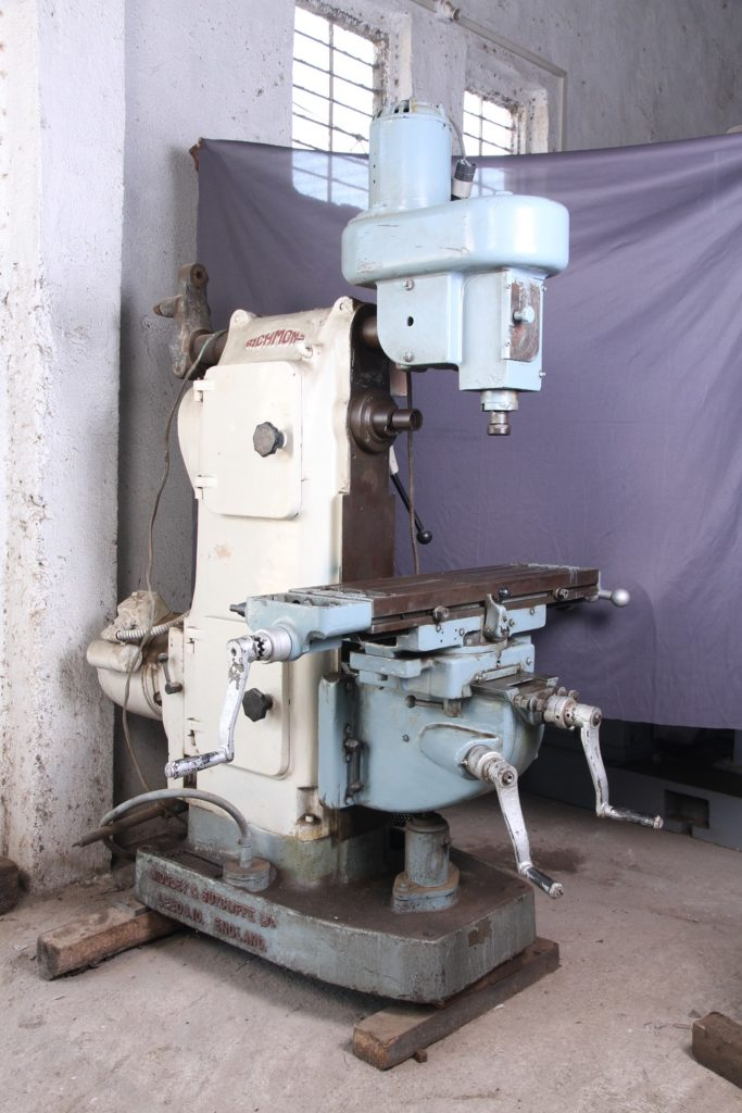 Richmond milling machine