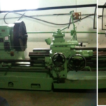 DSG 2560 Heavy Duty Manual Centre Lathe